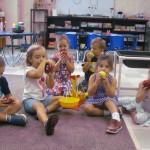 Pre-K Class Fun!