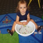 October 18 Month old Class Activity